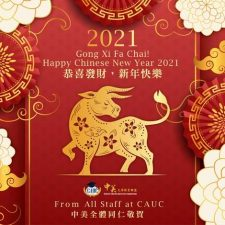 中美祝大新年快樂